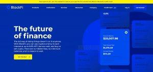 BlockFi - free crypto trading