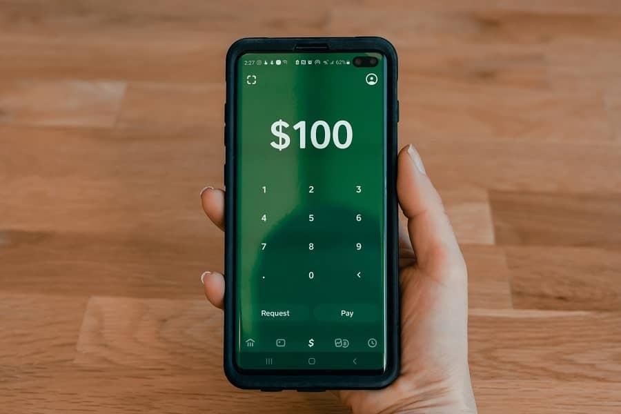 Du bitcoin au liquide - Cash App