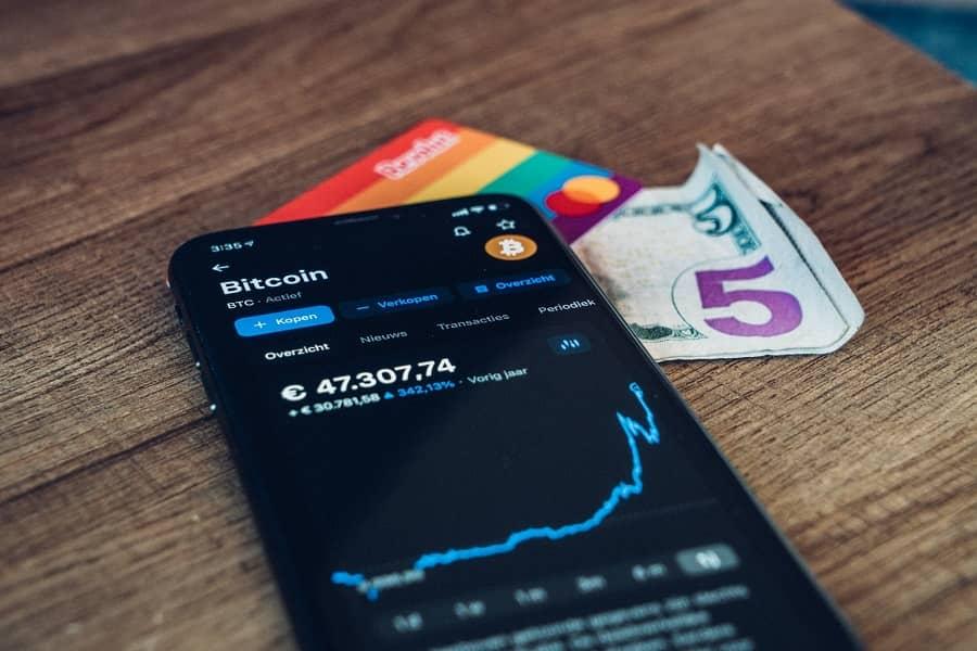 convertir des crypto en argent